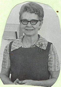 Alma Lee Ellen <i>Breshears</i> Coe