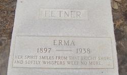 Erma Josie <i>Harmon</i> Fetner
