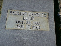 Pauline <i>Crawley</i> Bush