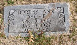 Dorthy Ann Dyche
