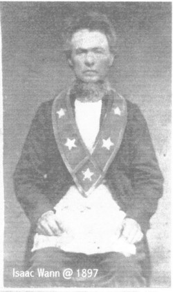 Isaac William Ike Wann