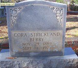 Cora Rosa <i>Strickland</i> Berry