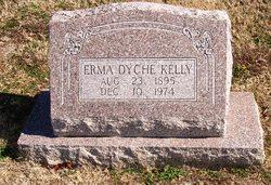 Erma <i>Dyche</i> Kelly