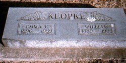 Emma Emmaline Edgar <i>Clary</i> Keopke