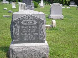 David B Peck