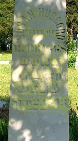 Susan Dabney Slaughter <i>Hubbard</i> Briggs