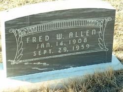 Fred W. Allen
