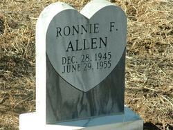 Ronnie F. Allen