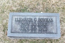 Elizabeth <i>Graves</i> Bowman
