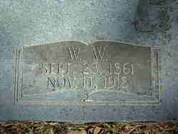 William Washington Capps