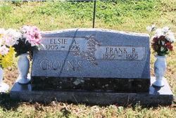 Elsie Alfreda <i>Thomas</i> Goins