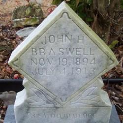 John Hurbert Braswell