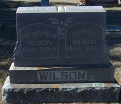 Mary I <i>Shivers</i> Wilson