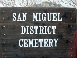 San Miguel District Cemetery
