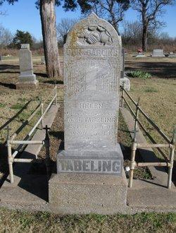Helen Tabeling