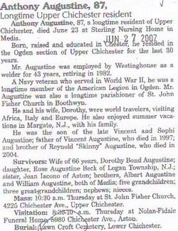 Anthony Augustine