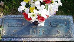 Mary Lorene <i>Evans</i> Dyer