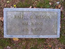 Ralph David Wilson