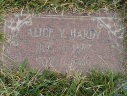 Alice Young Hardy