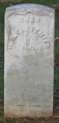 William R Carpenter
