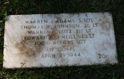 Warren J Adams