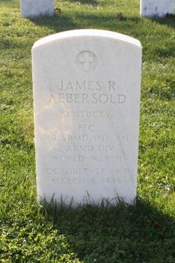 James R Aebersold