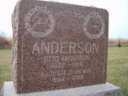 Augusta C <i>Ecklund</i> Anderson