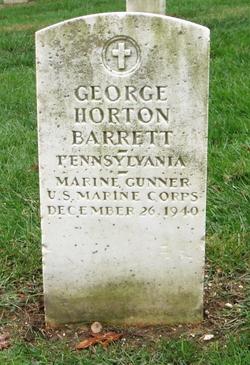 George Horton Barrett