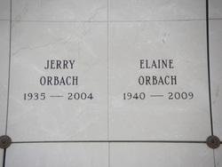 Elaine <i>Cancilla</i> Orbach