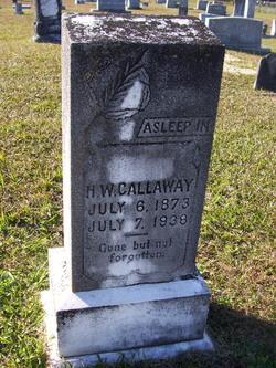 Henry W. Callaway