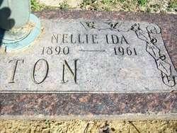 Nellie Ida <i>Adams</i> Hutton