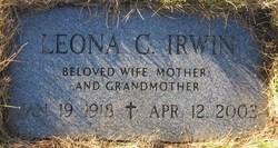 Leona Nerona <i>Coolidge</i> Irwin