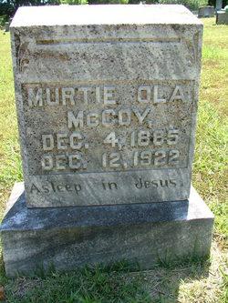 Murtie Ola <i>Paschal</i> McCoy