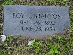 Roy J Branyon