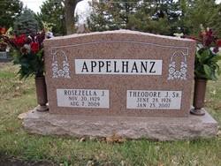 Rosezella Rose <i>Best</i> Appelhanz