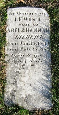 Lewis L Gilbert