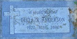 Della R Anderson