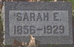 Sarah E <i>Barnes</i> Adams