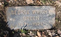 George Wright Green