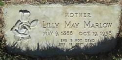 Lilly May <i>Berry</i> Marlow