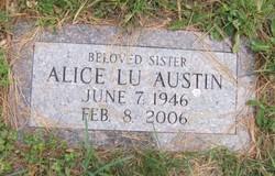 Alice Lu Austin