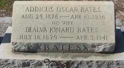 Addicus Oscar Bates