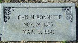 John Henry Bonnette