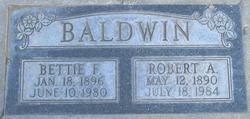 Bettie Frances <i>Green</i> Baldwin