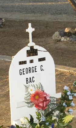 George C Baca