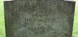 Willard J. Boyce