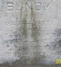 Elvira Lovira <i>Yaw</i> Bundy