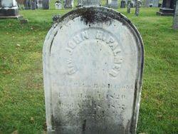 Rev John H Palmer