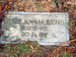 Denise <i>Bowman</i> Bozard