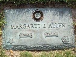 Margaret J Allen